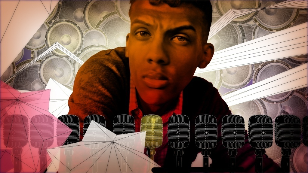 working with Stromae.