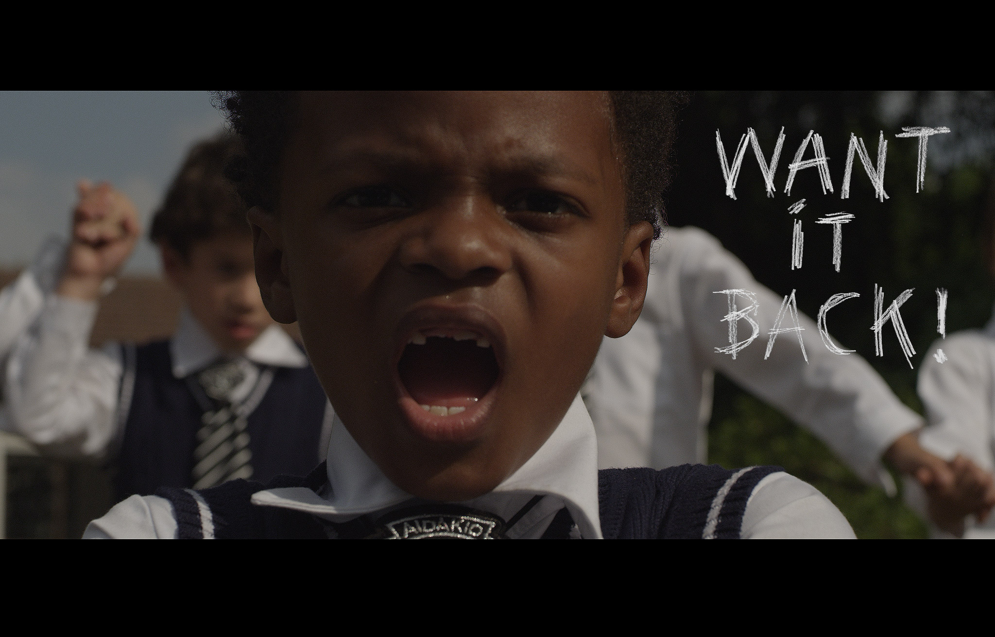 "New Music Video – GUTS Feat Patrice Bart-Williams ""Want it back"""